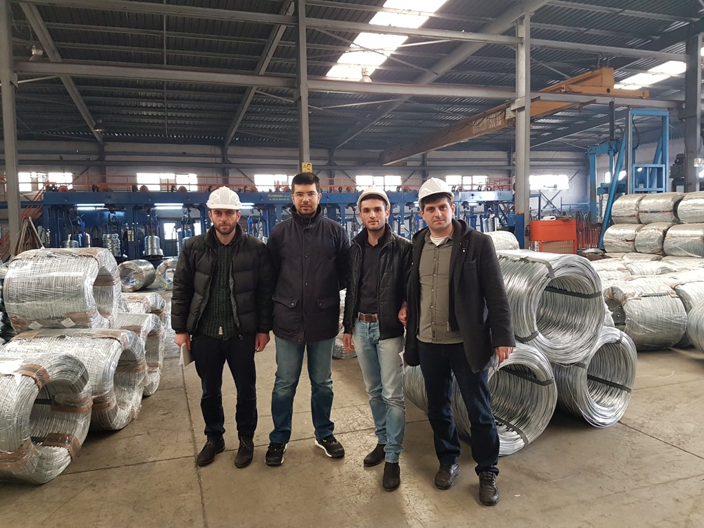 Our Factory Visit